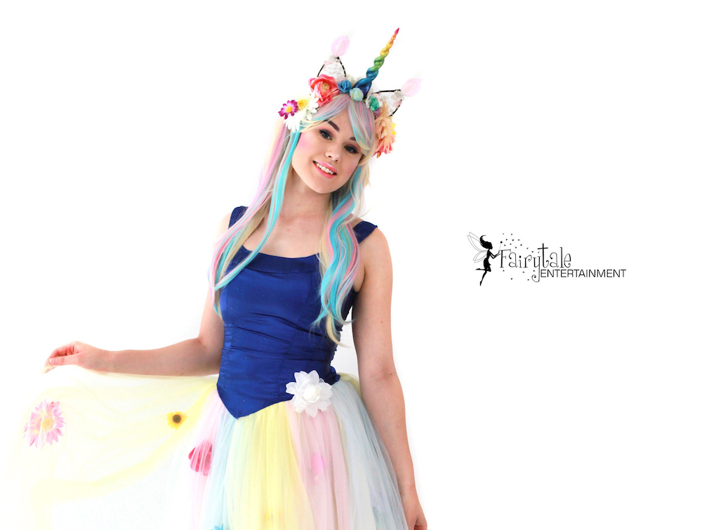Unicorn Princess Performer