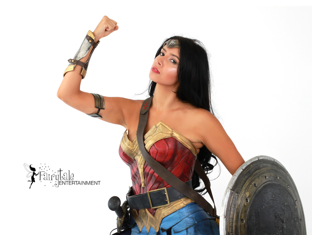 female superhero characters in Auburn Hills