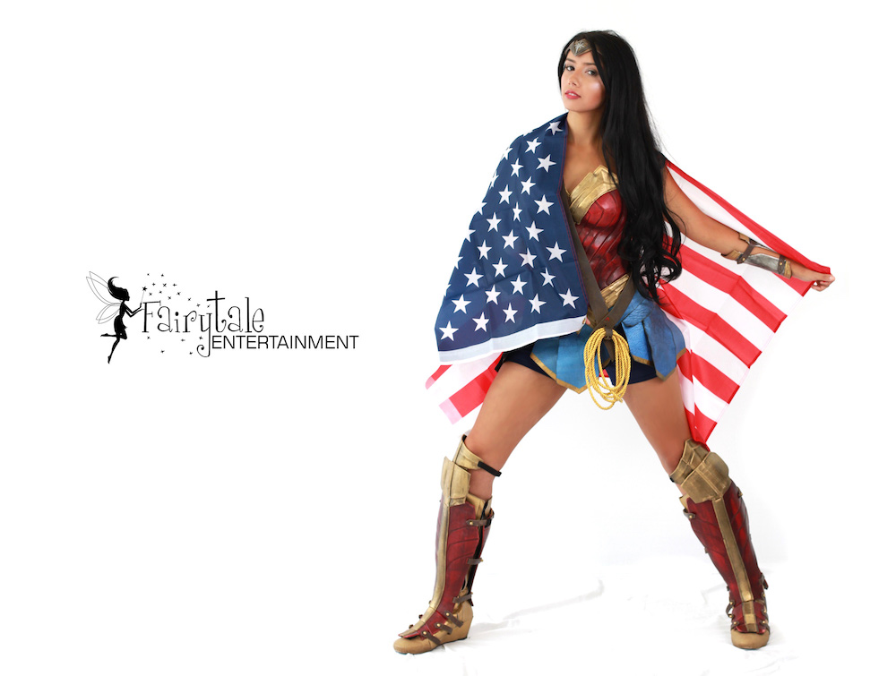female superhero characters in Grand Rapids