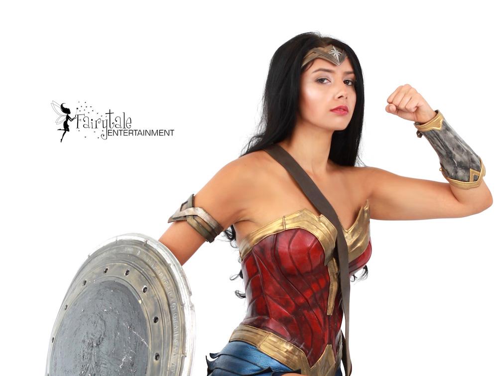 female superhero characters in Long Beach