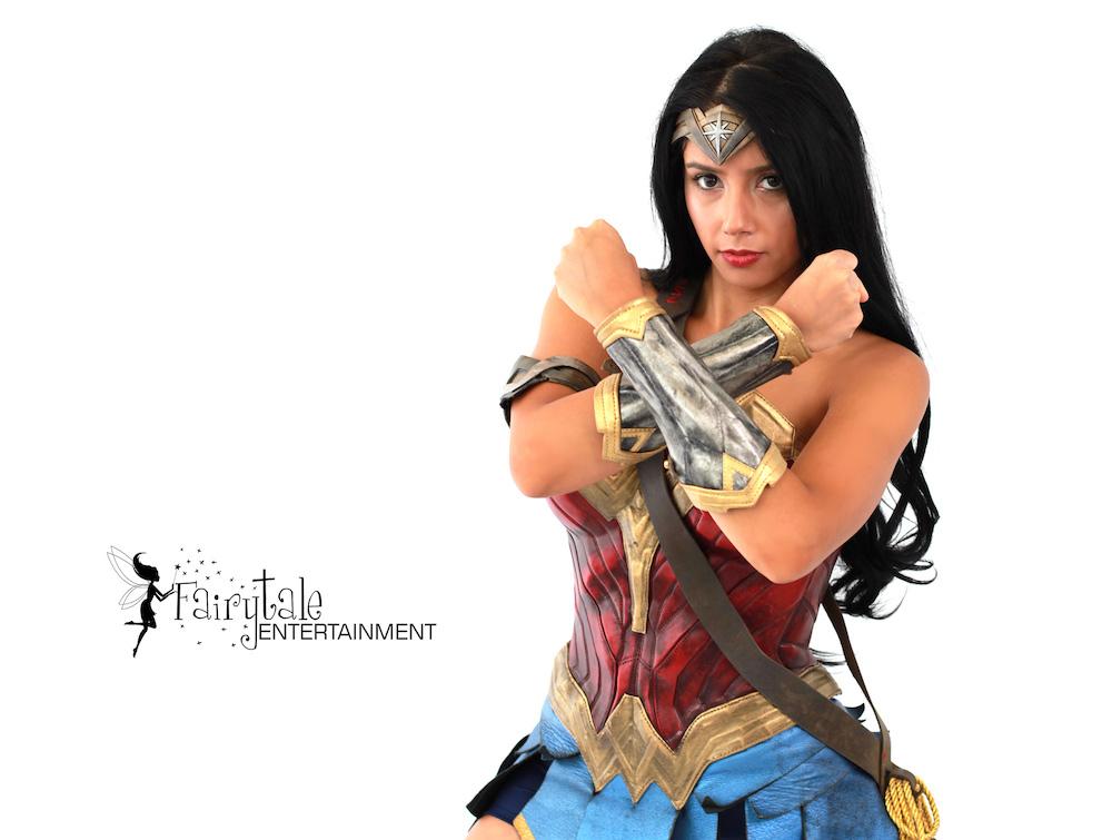 female superhero characters in Elgin