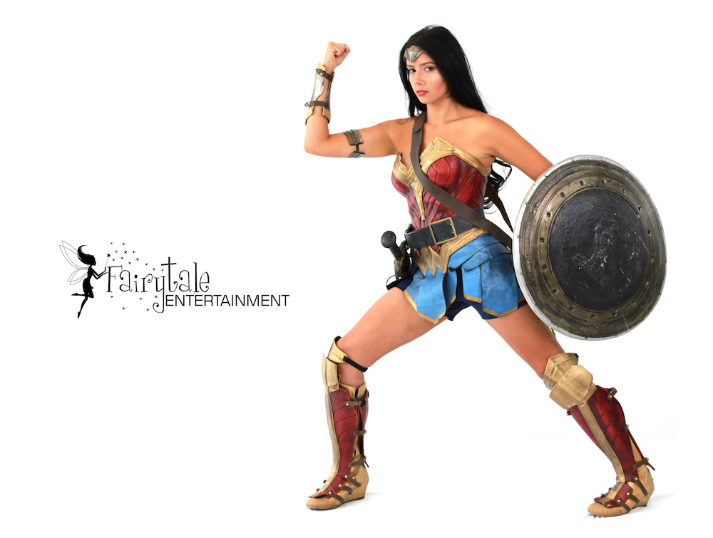 female superhero characters in troy, michigan