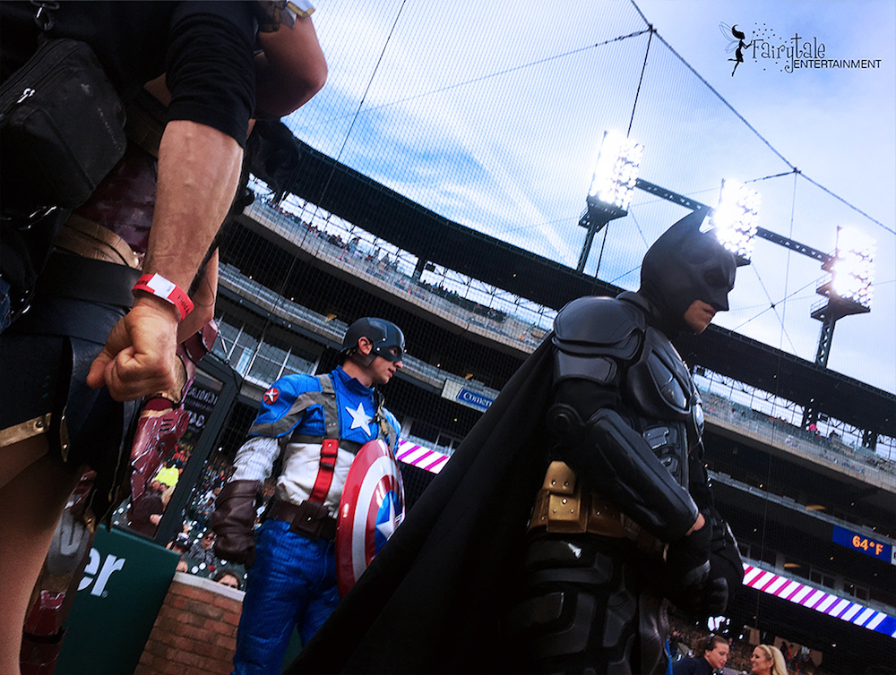 superhero games in Auburn Hills