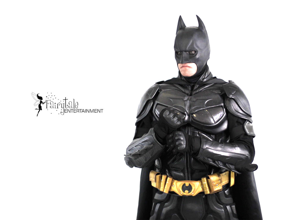 Batman Superhero Parties for Kids