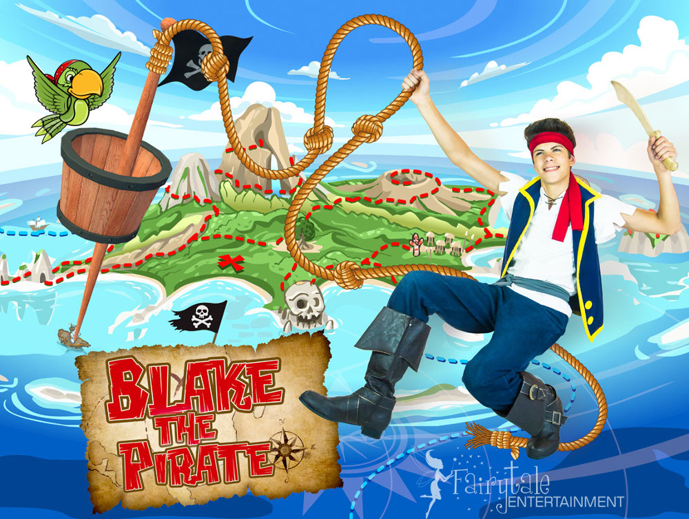 Blake the Pirate