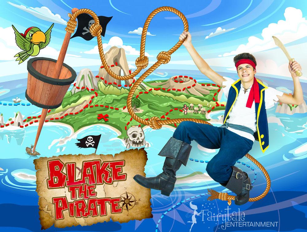 Blake the Pirate