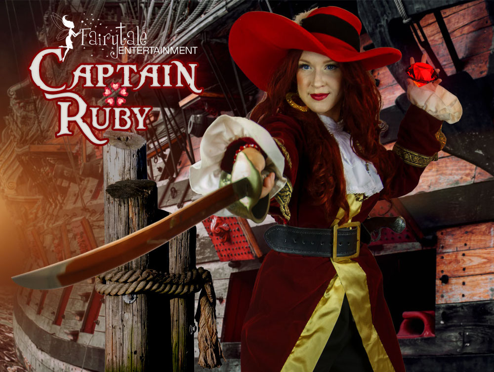 Captain Ruby