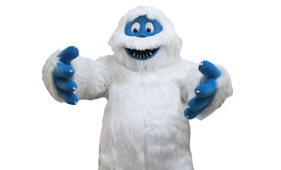 Hire Abominable Snow Monster