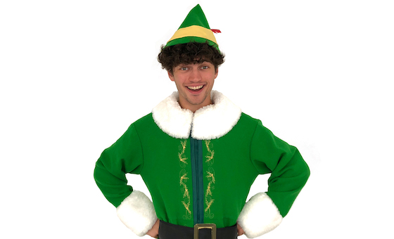 Hire Buddy the Elf