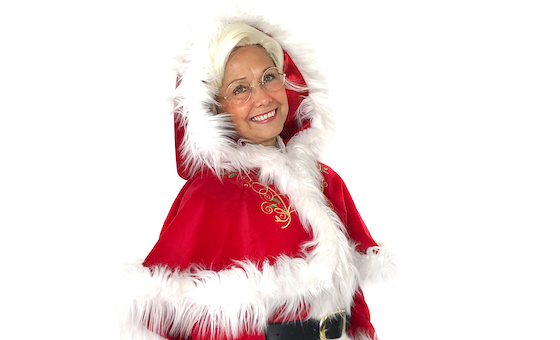 Hire Mrs Claus Claus