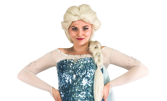 Hire snow queen