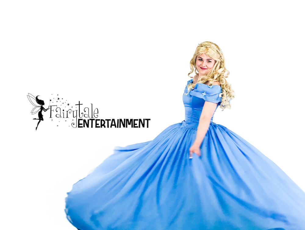 cinderella 2015 princess party character