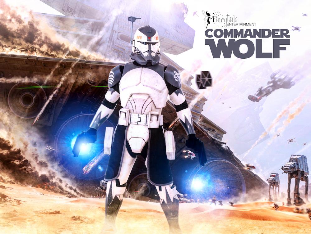 Commander Wolf