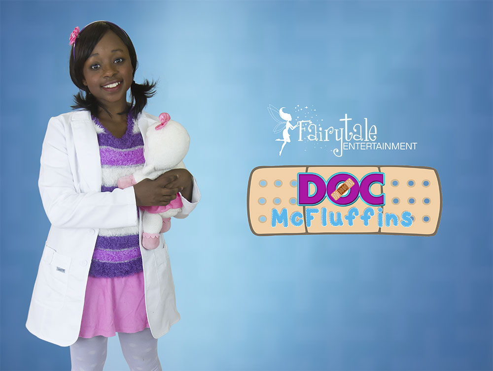 disney doc mcstuffins for kids birthday party