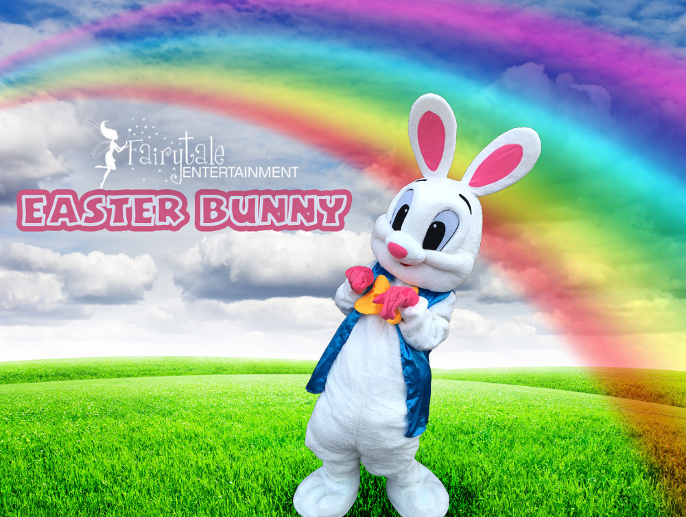 Easter Bunny Rental, Rent an Easter Bunny, Easter Bunny for Hire, Rent Peter Rabbit costume, Easter Bunny for Egg Hunt, Easter Bunny visits
