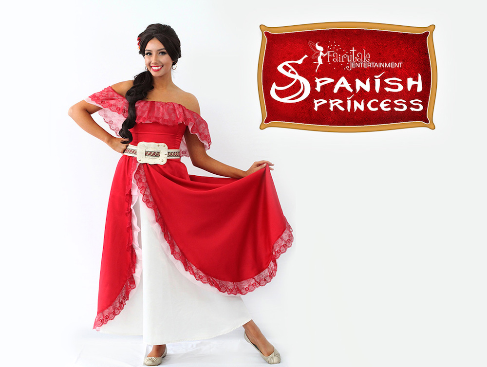 Elena of Avalor Princess Party, Elena Princess Party