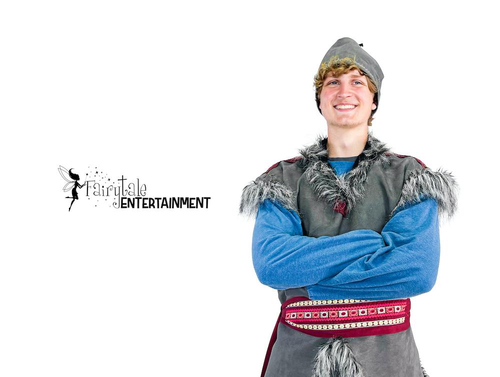 Frozen Kristov