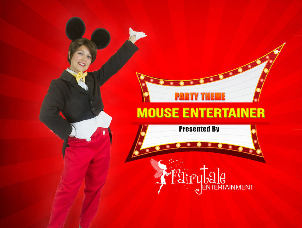 Mouse Entertainer