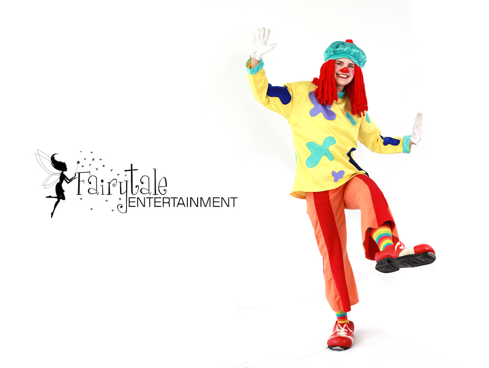 hire clowns for kids party