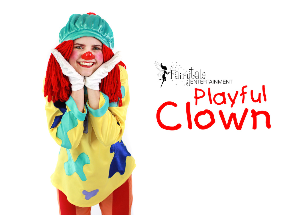party clowns for kids birthday party