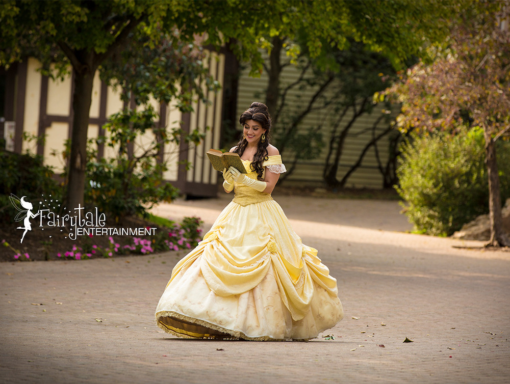Beauty and the Beast Character Rental for Parties