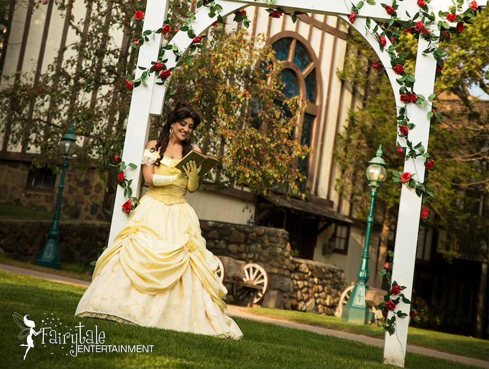 Rent Belle from Beauty and the Beast Grand Rapids