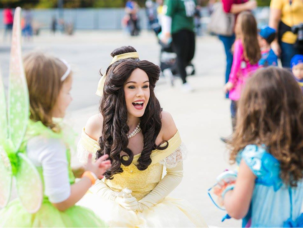 Rent Belle from Beauty and the Beast
