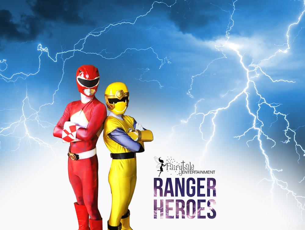 Ranger Heros