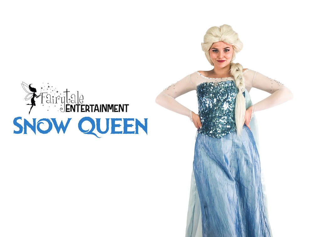 Hire Elsa for Birthday Party