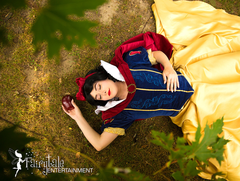 snow white Grand Rapids