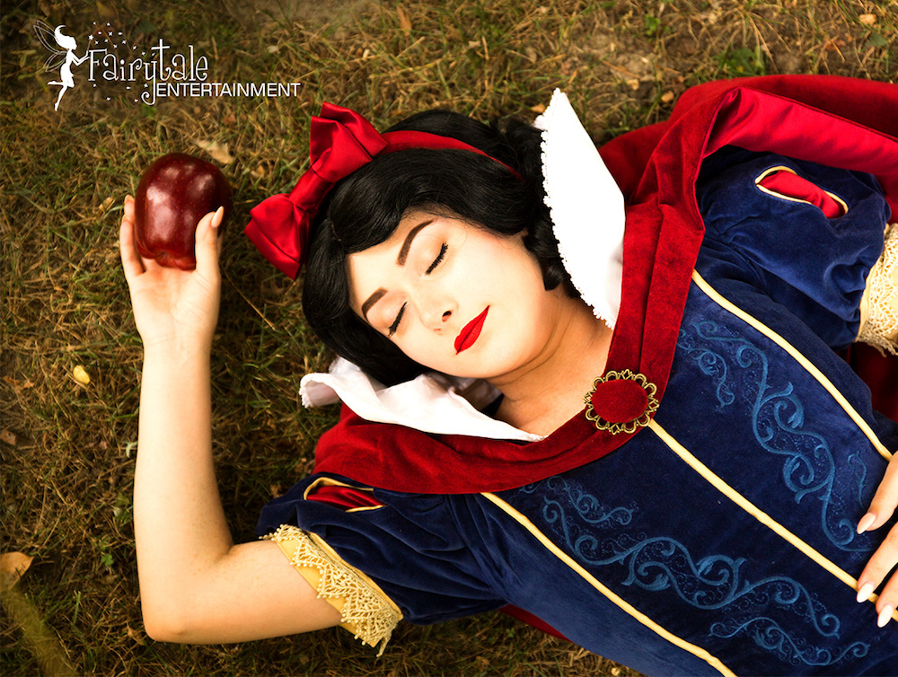Snow White Party Character for Hire