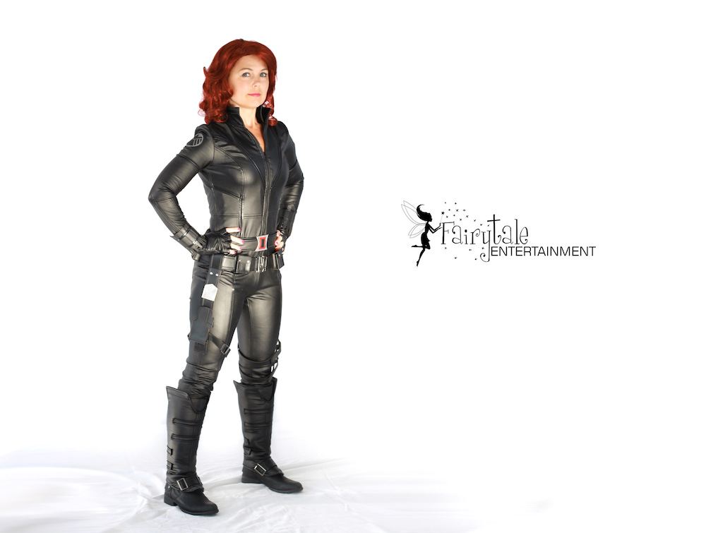 Best Black Widow Character Company